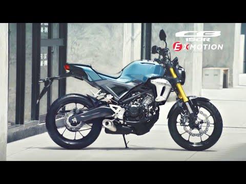 New Honda Cb150r Official Video Full Youtube
