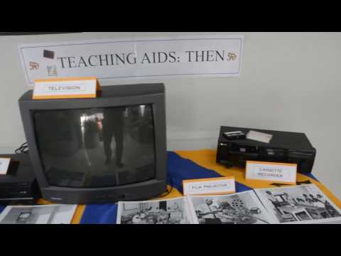 Ministry of Education Display