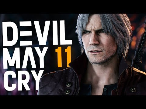 DANTE JACKSON? XD | Devil May Cry 5 [#11] thumbnail