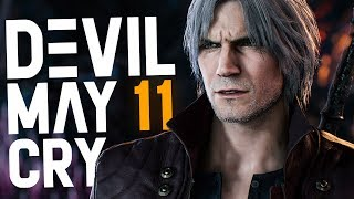 DANTE JACKSON? XD | Devil May Cry 5 [#11]