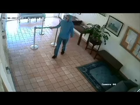 Compass Bank Armed Robbery