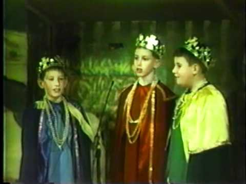 The 3 Wisemen Song by 4th graders Pate, Jared, Josh