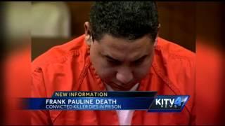 Man connected with Big Island murder dies in prison