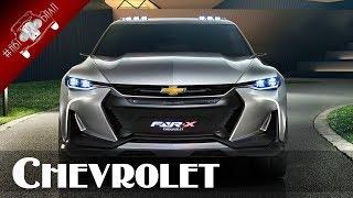 видео Что известно о новом Chevrolet Blazer 2019 года