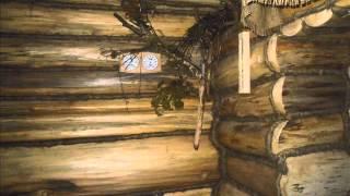 видео Строительство русской бани
