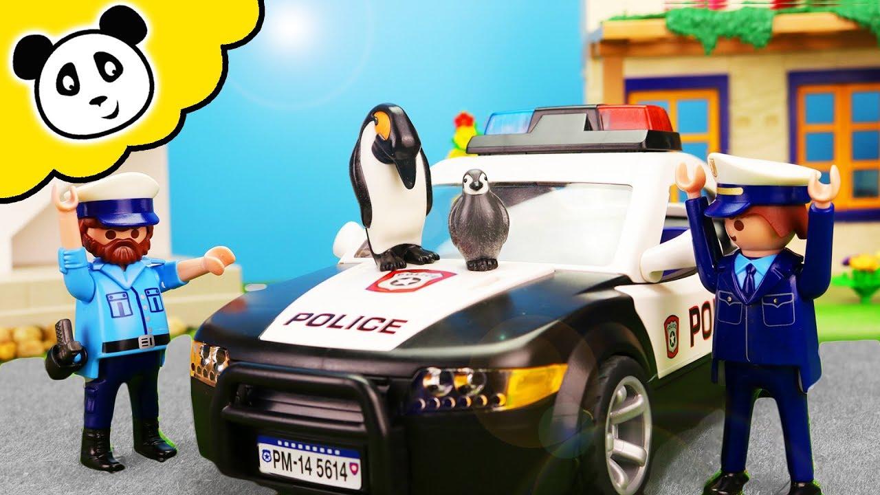 playmobil polizei  spezial einsatz am hafen  teil 2