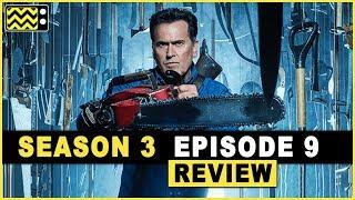 Ash vs Evil Dead Season 3 Episode 9 Review & Reaction | AfterBuzz TV