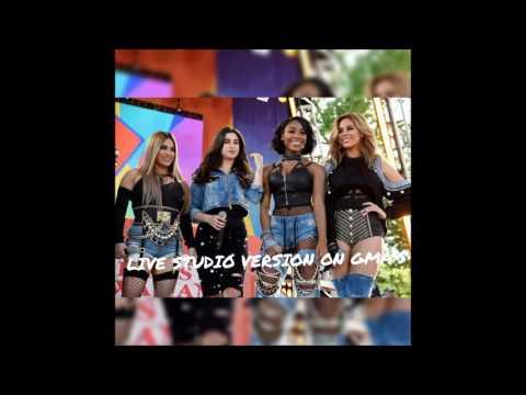 Fifth Harmony-Down (Live Studio Version on GMA'S)