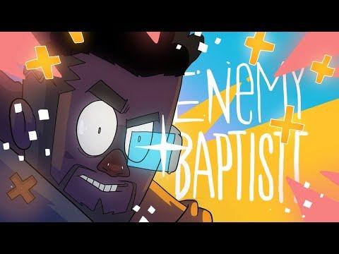ENEMY BAPTISTE (OVERWATCH ANIMATION) thumbnail