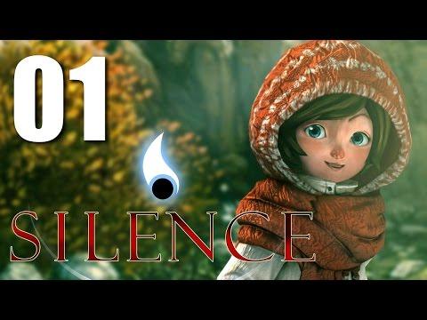 Let's Play Silence #1 (FR) Un Point'n Click Enchanteur ?