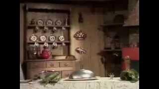 swedish chef frog legs