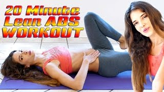 Trim & Tone Abs Ripper Workout For Weight Loss At Home 20 Minute Routine