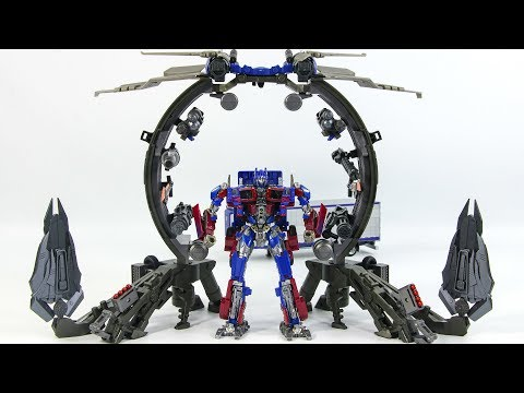 Transformers Movie Studio Series Optimus Prime & FWI-567 Ultimate Armory Set Truck Vehicle Robot Toy