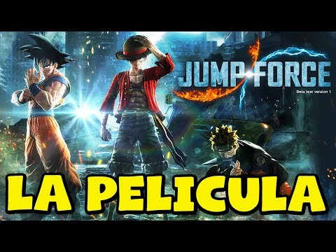 Jump Force – La pelicula completa en español – Todas las cinematicas – 1080p 60fps – 2019
