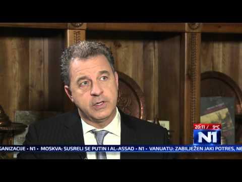 N1 Pressing:  Serge Brammertz (21.10.2015)