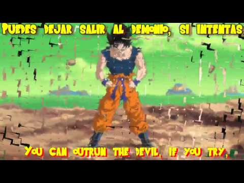 AMV -Dragon Ball Z- (In time, Mark Collie)