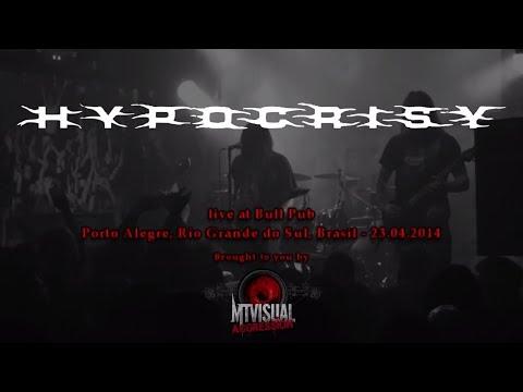 HYPOCRISY - Live in Porto Alegre [2014] [FULL SET]