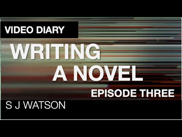 Writing a Novel - A Video Diary | Ep 3