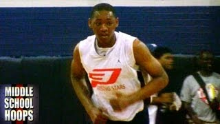 Austin Wiley Top 20 Prospect Class Of 2017 - Cp3 Rising Stars Camp & Dunk Dog All American Game