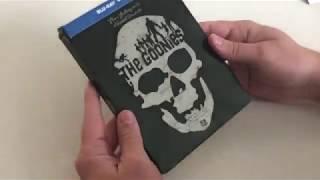 The Goonies Steelbook Movie Review...