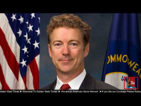 BREAKING: Senator Rand Paul Assaulted by CRAZY Liberal inside his Kentucky Home
