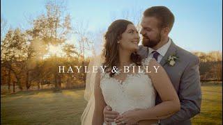 The Sunset was Almost as Beautiful as Their Wedding | Kansas City Wedding Film | GABE METZ VIDEO