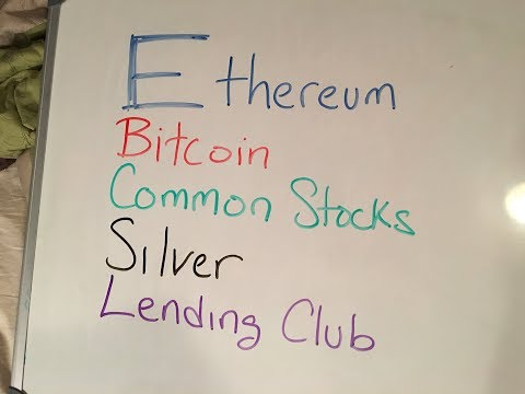 Where? How? What? STOCKS - ETHER/BITCOIN - SILVER - LENDINGC