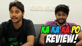 Ka Ka Ka Po Review   Vijay Sethupathi, Madonna Sebastian   Cinema Rasigan