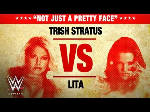WWE Network: Carnage knows no gender in the rivalry between Trish Stratus and Lita