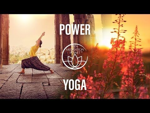 Power Yoga Background Music - Positive Energy Flow