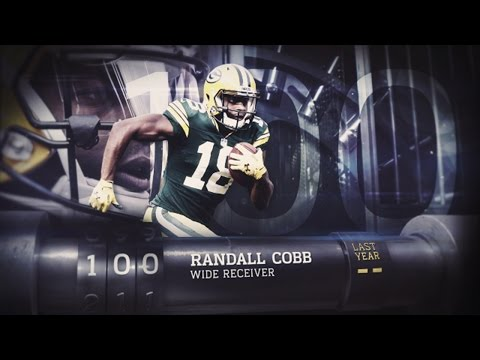 #100 Randall Cobb (WR, Packers) | Top 100 Players of 2015