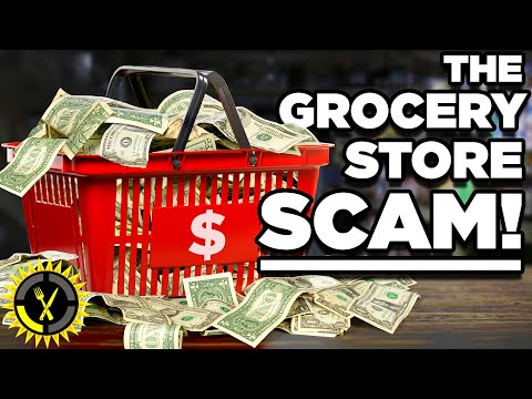 Food Theory: You've Been SCAMMED...and Never Knew It! (Supermarket Secrets) - The Food Theorists