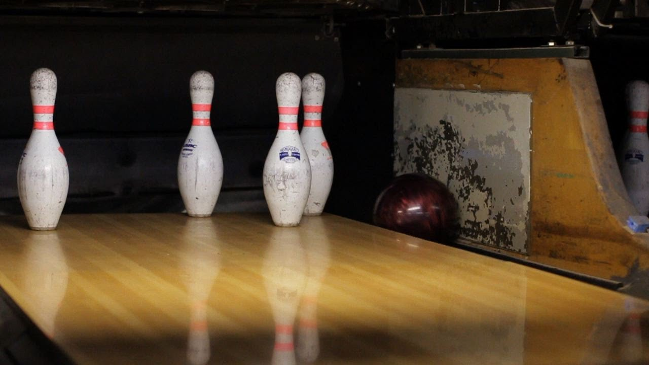 How To Keep Your Ball Out Of The Gutter Bowling Youtube