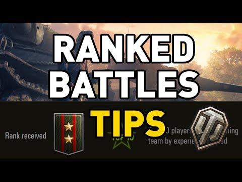 World of Tanks || Tips for Ranked Battles