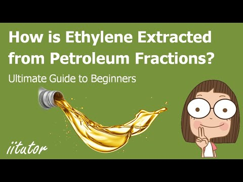√ Production of Ethylene | Production of Materials | iitutor
