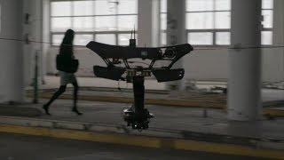 重型纜繩攝影系統-戲劇長鏡頭拍攝-應用案例參考