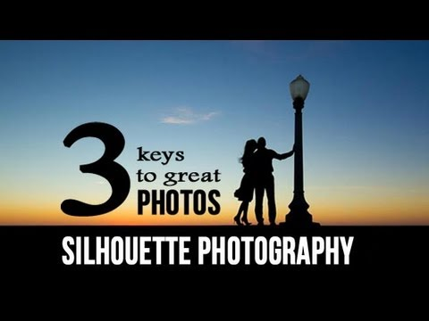 Silhouette Photography - 3 Keys to Great Photos