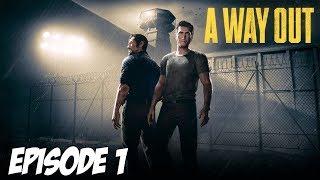 A WAY OUT : La prison c'est mieux à deux | Episode 1