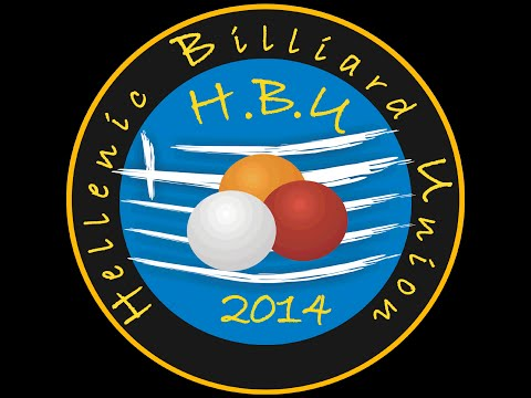 Hellenic Billiard Union Live Stream