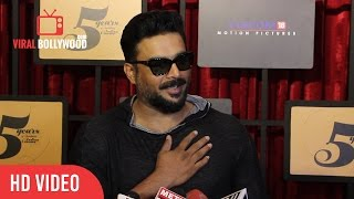 R. Madhavan At Viacom 18 Motion Pictures 5 Years Completion Bash