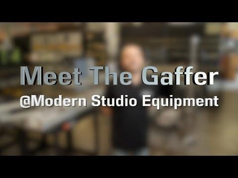 Meet The Gaffer #171: @Modern Studio Equipment