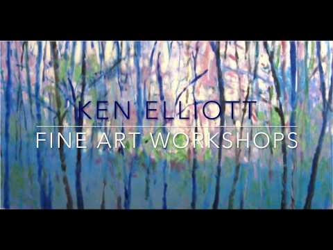Ken Elliott Fine Art Workshops and Private Lessons