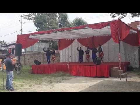 NCC annual program  DANCE BY BBM 2ND SEMESTER  mix nepali old songs