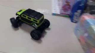 Іграшка Джип ROCK р/у 24691
