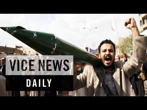 VICE News Daily: Houthi Supporters in Yemen Rally Against the UN
