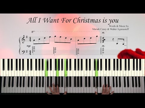 All I Want For Christmas Is You-Mariah Carey(머라이어캐리)