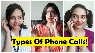 Types of Phone Calls ! | Latest Comedy Video | Indian Callers | Life Shots