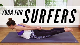 Yoga For Surfers  |  Yoga With Adriene