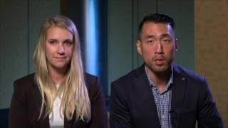 LGBT MBA Profile: Lawrence Lee and Christina Brehm from UCLA Anderson