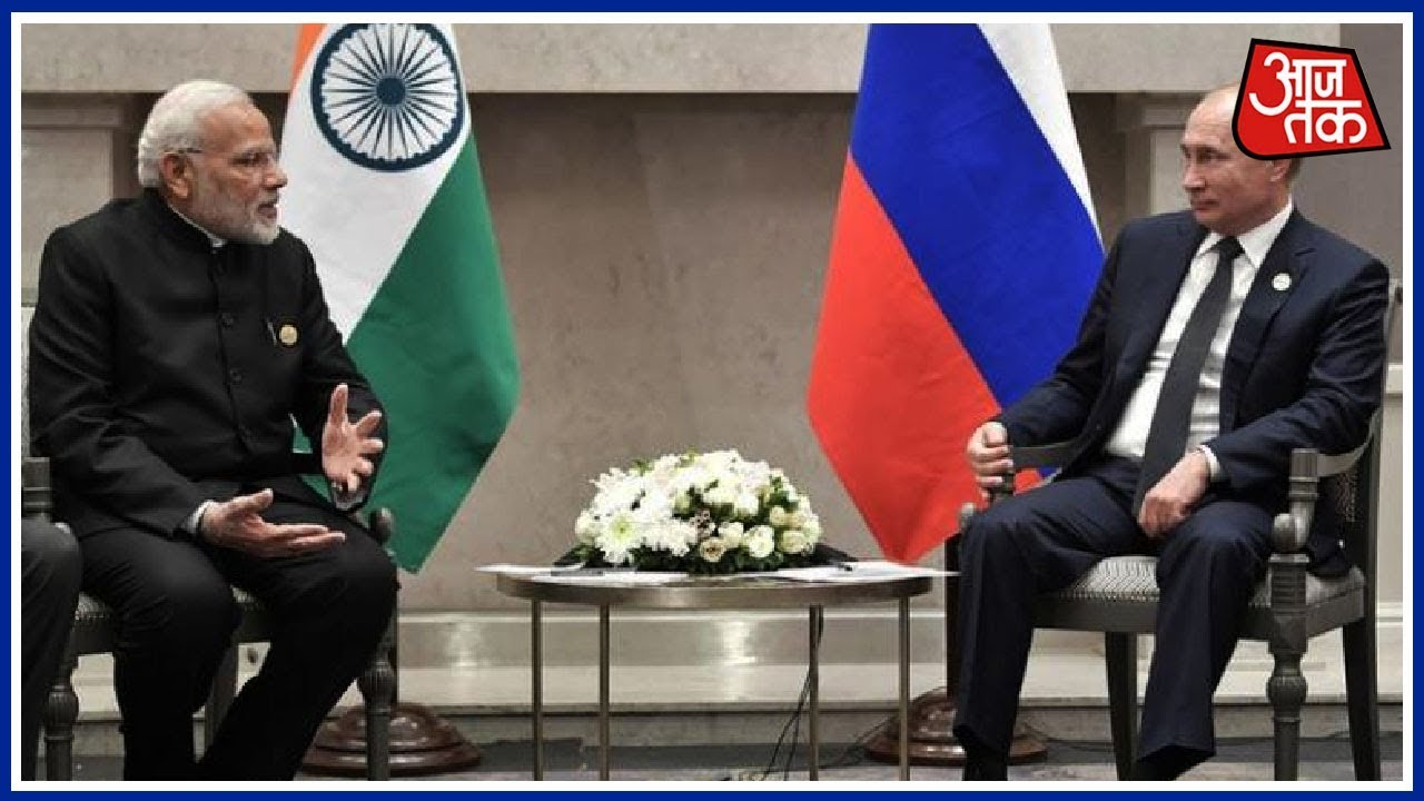 Vladimir Putin Arrives In India Today All Eyes On 5Bn Dollar S 400 Missile Defence System Deal